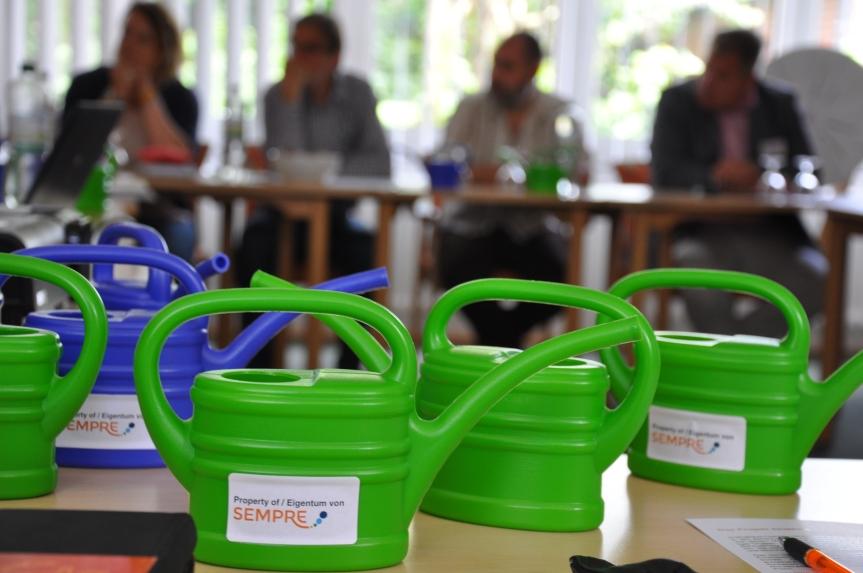 Erstes Treffen der sozialen Dienstleister in Heide,Dithmarschen