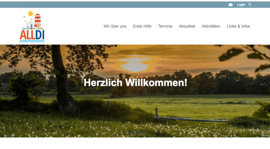 Alldi.info ist online!!!